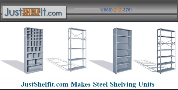 Metal Shelving Racks For Storage Unit Systems Solutions