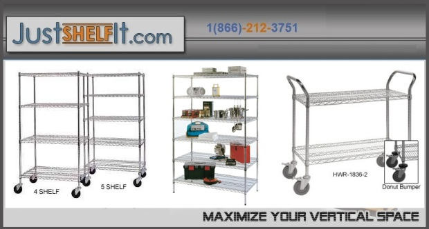 Download food storage shelf plans plans free circle cutter for Easy entry cart plans